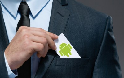Android mobiliųjų aplikacijų nauda verslui